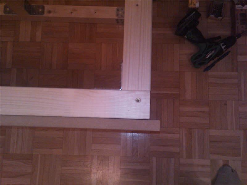 fliesen auf holz kleben jpg pictures to pin on pinterest. Black Bedroom Furniture Sets. Home Design Ideas